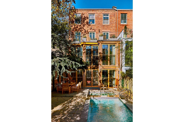 ONCE-IN-A-LIFETIME TOWNHOUSE WITH HEATED POOL